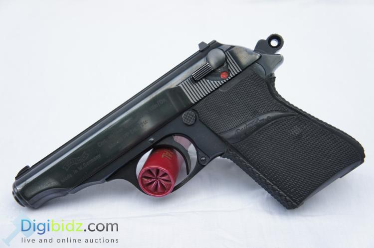 Walther PP 10 Round .22LR Semi-Automatic Pistol