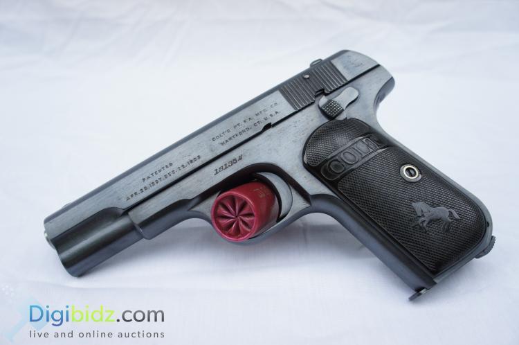 Colt 10 Round 32 ACP Semi-Automatic Pistol