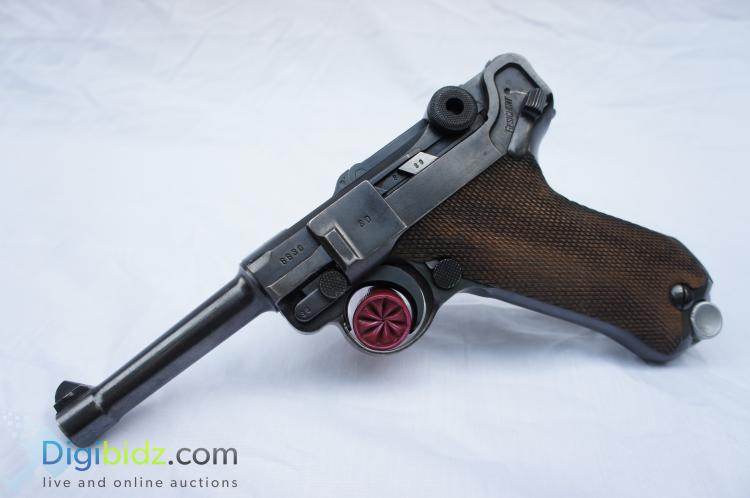Mauser Luger 8 round  5/42 9mm Semi-Automatic Pistol