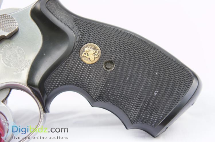 Lot 37: Smith and Wesson Model 66-2 .357 Magnum Revolver