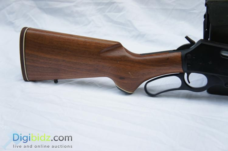Lot 40: Marlin 444SS Lever Action Rifle .444 Cal