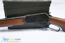 Lot 41: Marlin 30 AS Lever Action Rifle 30-30