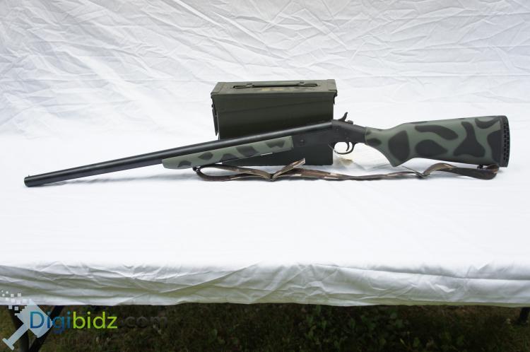 New England Pardner #80 10 Gauge Shotgun