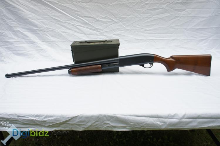 Remington 870 Wingmaster 12 Gauge Pump Action Shotgun