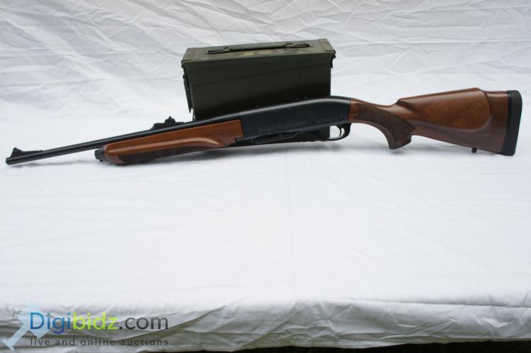 Remington Woodsmaster 750 30-06  Semi-Auto Rifle