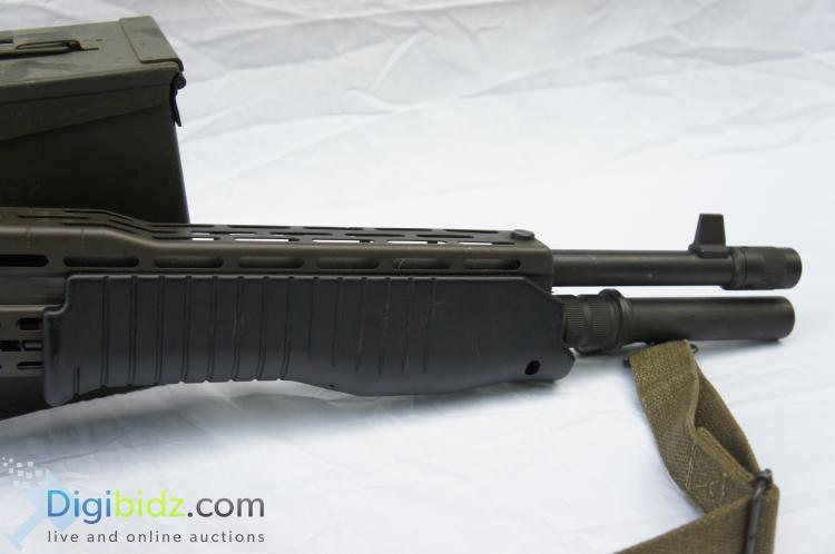 Lot 46: FIE Corp. S.P.A.S 12 Gauge Shotgun