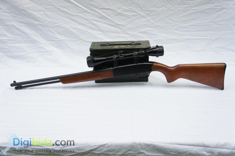 Winchester Model 190 .22LR Semi-Auto Rifle