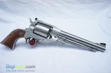 "Lot 52: Ruger ""Old Army"" Stainless .44 Cal. Black Powder Revolver"