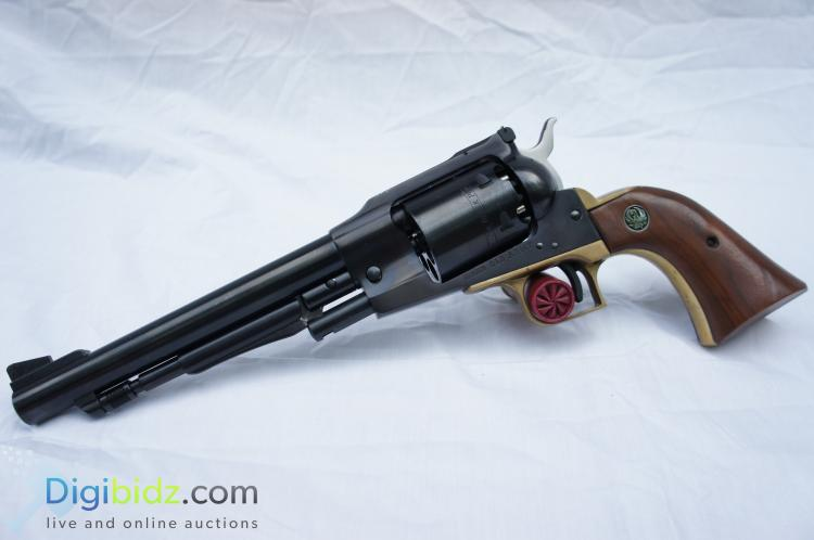 "Ruger ""Old Army"" .44 Cal. Black Powder Revolver"