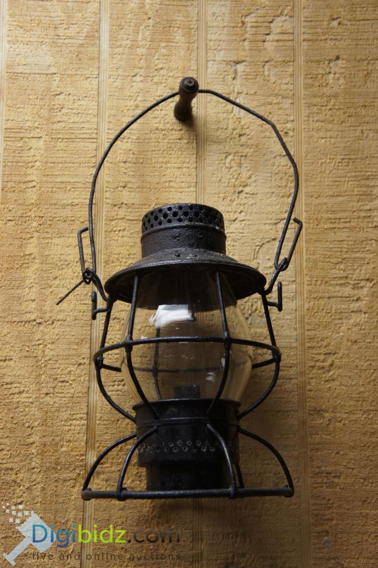 Adlake Kerosene Railroad Lantern