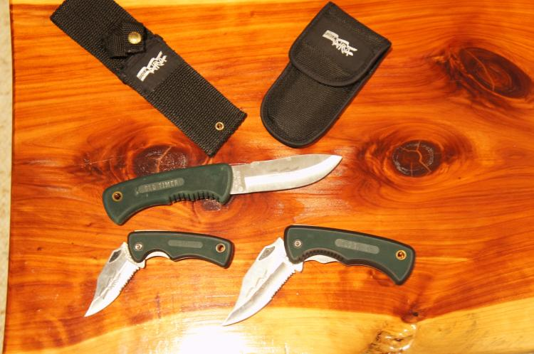 4-Piece NRA Knife Set