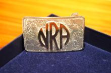 Lot 3: NRA Sport Belt Buckle