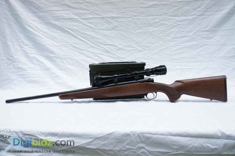 Marlin MR-7 .270 Win Bolt Action NRA Rifle