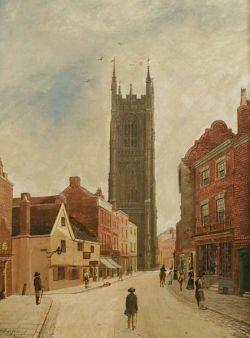 J.H. Burgess (British, 1817-1890)