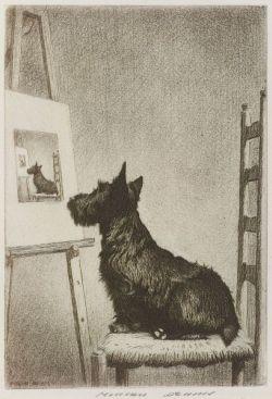 (Burt) Morgan Dennis (American, 1892-1960)