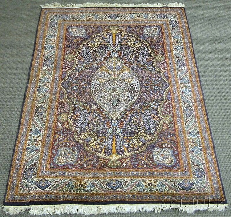 Persian Rug, 2nd half 20th century, 7 ft. x 4 ft. 8 in.
