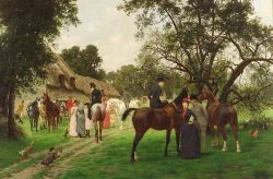 Jean Richard Goubie (French, 1842-1899)
