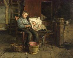 Hendrik Valkenburg (Dutch, 1826-1896)