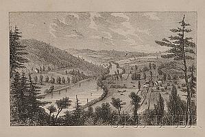 (Railroadiana), Macleod, William, Harper's New York and Erie Rail-Road Guide Book, New York: Harper & Brothers, 1851, cloth, 8vo, (b..