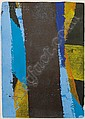 Edward Avedisian (American, 1936-2007), Untitled, Signed and dated