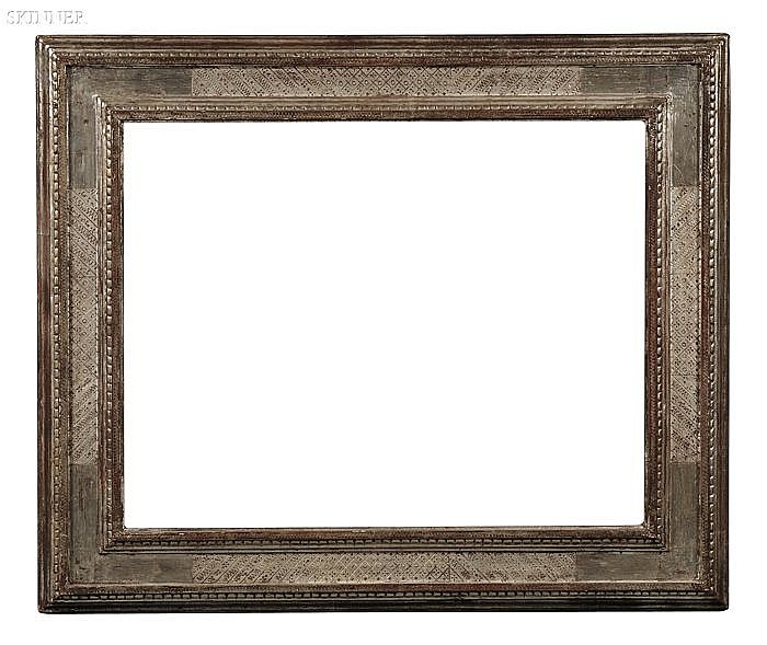 Frederick William Harer (American, 1879-1947) Arts and Crafts Picture Frame Incised signature