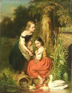 Johann Antonius Canta (Dutch, 1816-1888)