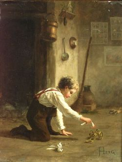 Jean Paul Haag (French, 19th Century)