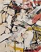Michael Goldberg (American, 1924-2007) Untitled Signed