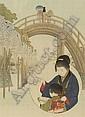 Mizuno Toshikata:, Toshikata Mizuno, Click for value