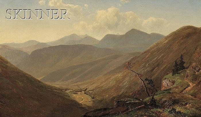 william sheridan young works on sale at auction