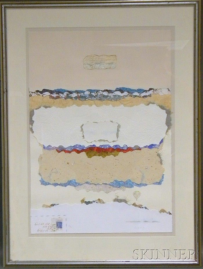 Ricardo Benaim (Venezuelan, b. 1949) Untitled, c. 1981 Signed