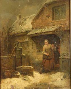 Ferdinand de Braekeleer (Belgian, 1828-1857)