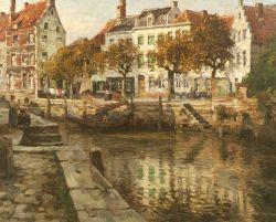 Victor Olivier Gilsoul (Belgian, 1867-1939)