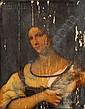 After Sebastiano Luciani, called Sebastiano del Piombo (Italian, 1485-1547) Portrait of a Woman...., Sebastiano Luciani, Click for value