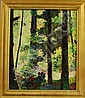 Coulton Waugh (American, 1896-1973) Sun Forest. Signed
