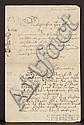 Linnaeus, Carl (1707-1778), and Others, Autograph note signed, June 4, 1750, three pages, in Swedish and Latin, an..., Carl
