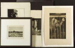 Lot of Twenty-Seven Prints: