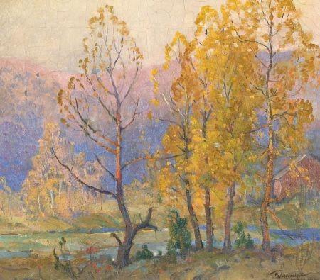 Frank Nuderscher (American, 1880-1959)