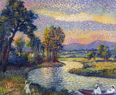 Lucien Neuquelman (French, 1909-1988)