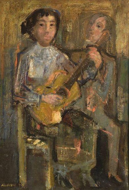 Orlando Pelayo (Spanish, 1920-1980)