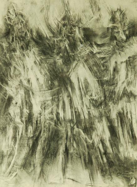 PIERRE BLANC. (American, 1902-1986). THE LEATHERMA