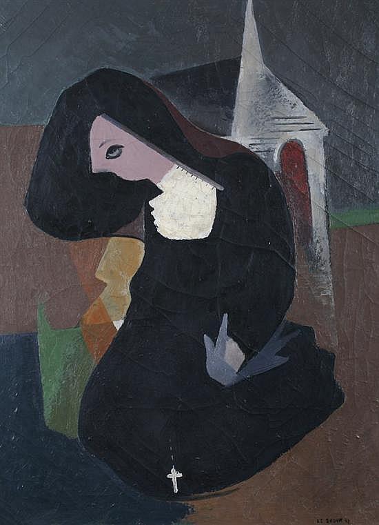 Mac Le Sueur Artwork for Sale at Online Auction   Mac Le