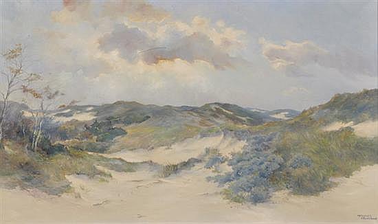 MEEUWIS VAN BUUREN (Dutch circa 1905- 1992).