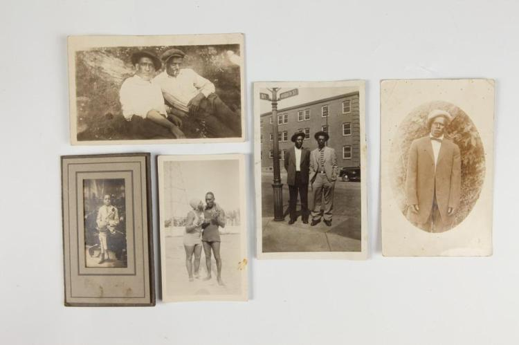 VERNACULAR PHOTOGRAPHY, AFRICAN-AMERICANS, 1900-1960s.