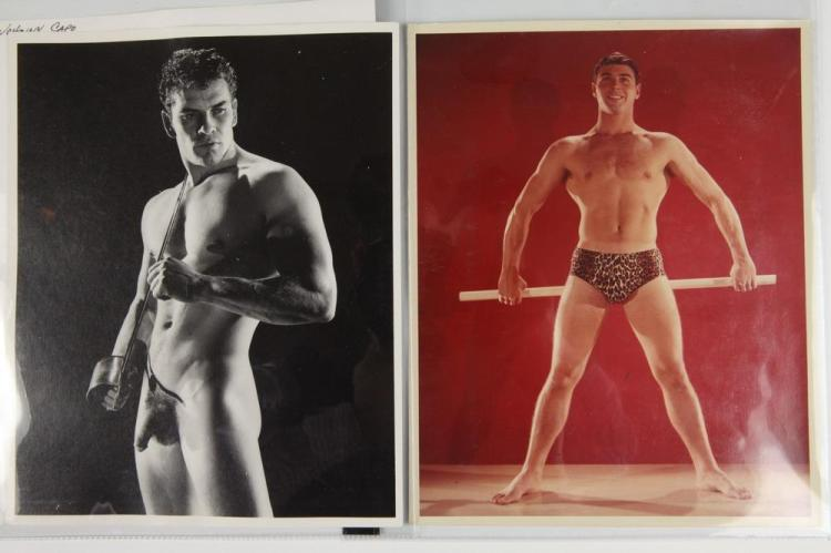 BRUCE OF LOS ANGELES, GAY INTEREST, circa 1950's-1960's.