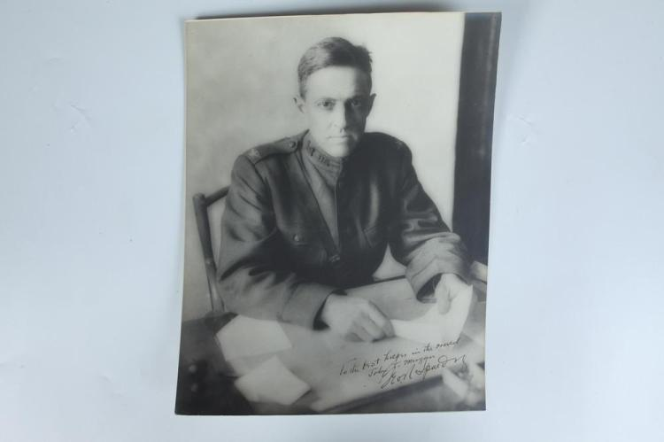 13 MOSTLY AUTOGRAPH SIGNED BLACK AND WHITE PHOTOGRAPHS OF AMERICAN AND OTHER POLITICAL NOTABLES, 19th-20th century.