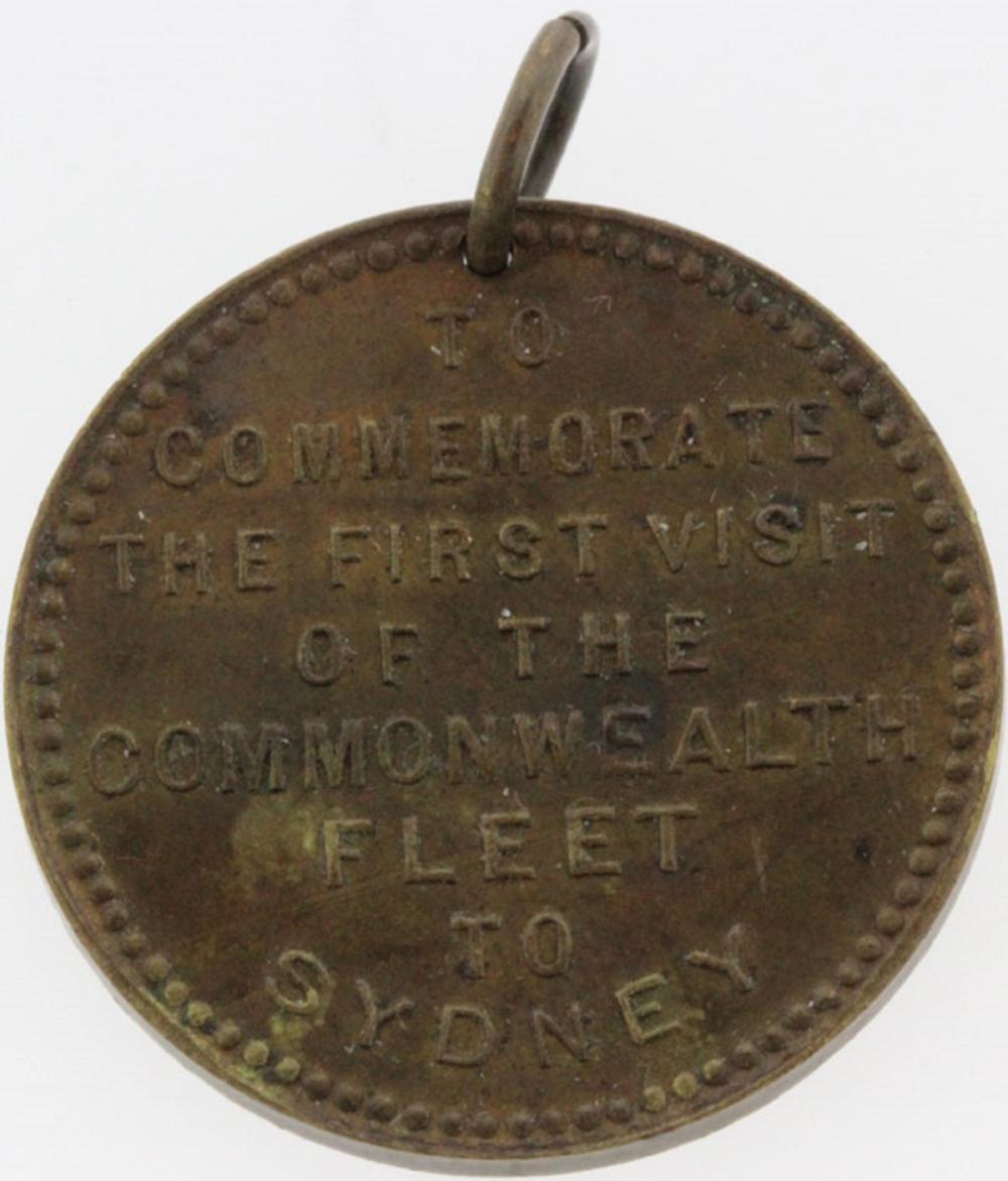 Australia. 1913 Medalet