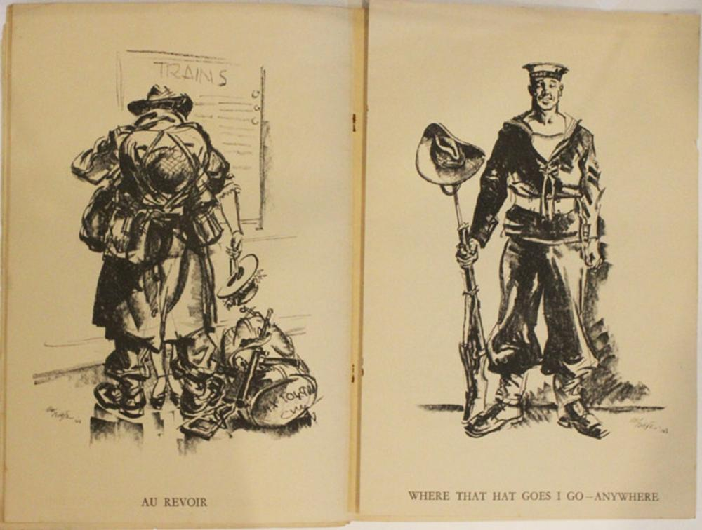 WWII Australia. Publication