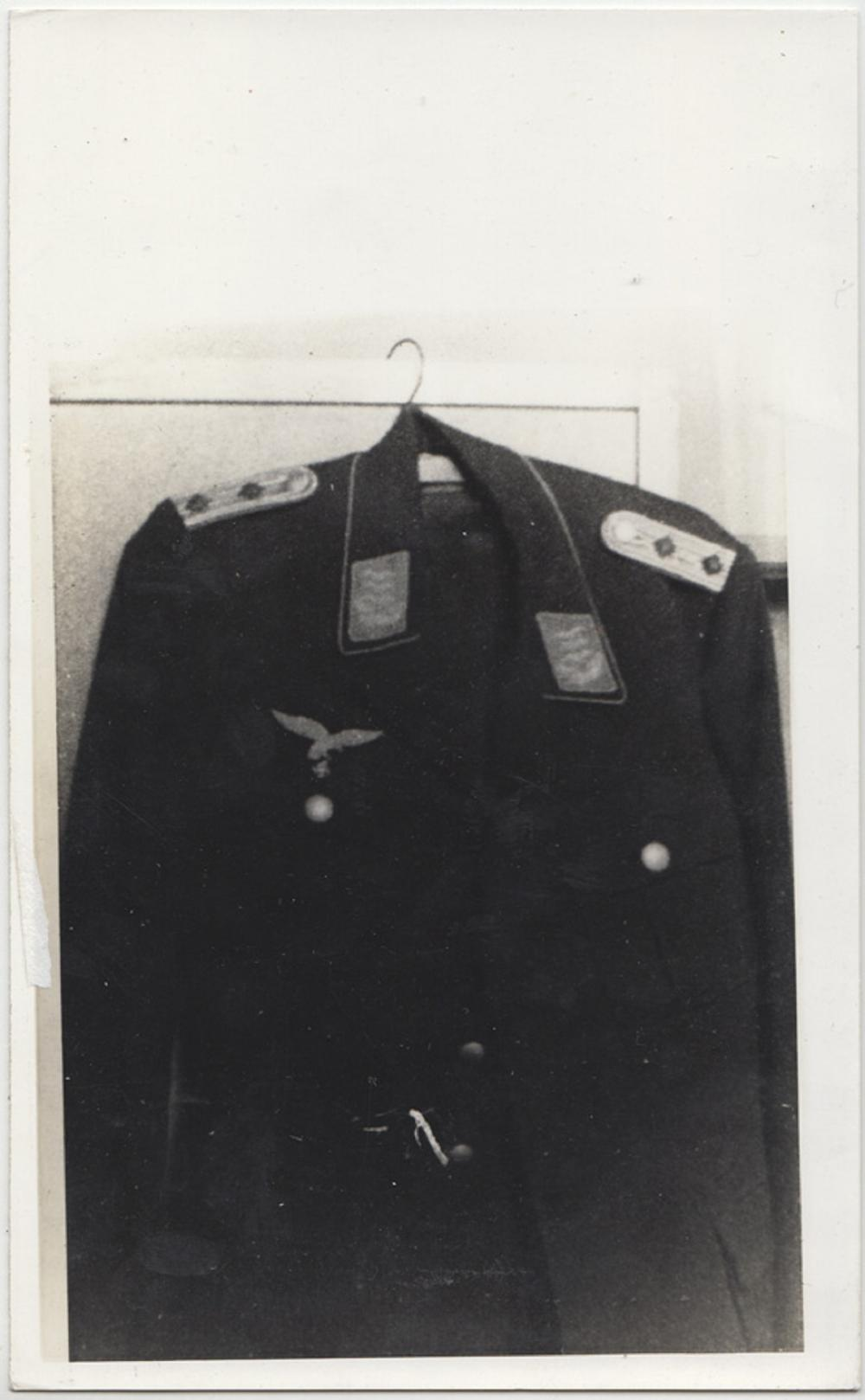 WWII Germany. 'Rudolf Hess' and 'Albert Speer' Original Mug Shots