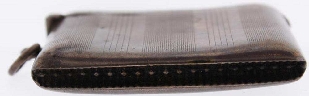 Antique Sterling (.925) Silver Vesta